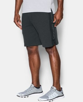 New Arrival Men's UA Sportstyle Fleece Graphic Shorts  1 Color $49.99
