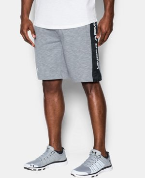 New Arrival Men's UA Sportstyle Fleece Graphic Shorts  2 Colors $49.99