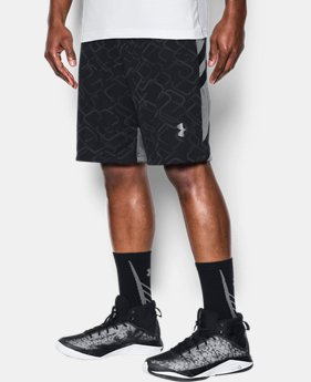 Men's UA Cross Court Shorts  1 Color $19.99