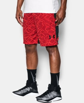 New Arrival Men's UA Cross Court Shorts  1 Color $34.99