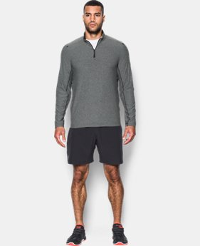New Arrival Men's UA Power ¼ Zip   1 Color $79.99
