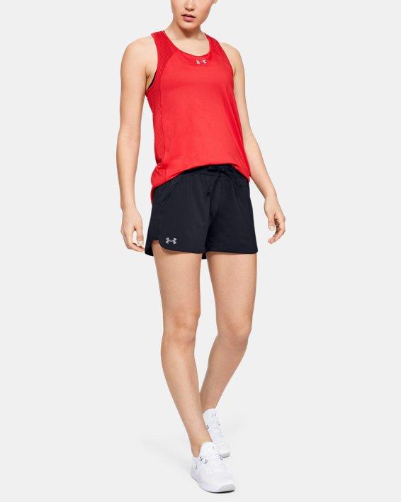 Women's UA Game Time Shorts, Black, pdpMainDesktop image number 2