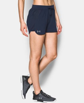 Women's UA Game Time Shorts  1 Color $29.99