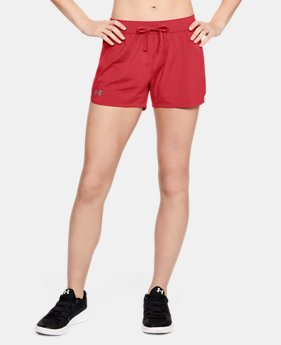Women's UA Game Time Shorts  1  Color Available $30