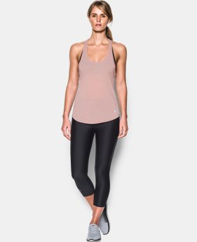 Women's UA Threadborne Mesh Tank  1 Color $16.99