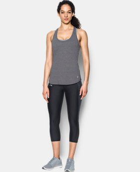 Women's UA Threadborne Mesh Tank  3 Colors $29.99