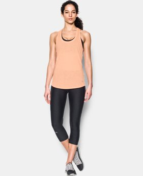 Women's UA Threadborne Mesh Tank  1 Color $12.74