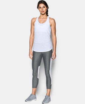 Women's UA Threadborne Mesh Tank  7 Colors $29.99