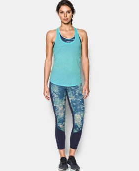 Women's UA Threadborne Mesh Tank  4 Colors $29.99