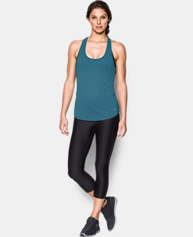 Women's UA Threadborne Mesh Tank  3 Colors $16.99 to $19.99