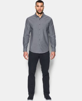 Men's UA Performance Oxford  1 Color $62.99