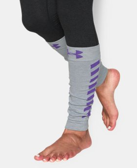 Women's UA Sport Leg Warmers 2-Pack  1 Color $24.99