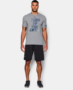 Men's UA Tennis Turn Up T-Shirt
