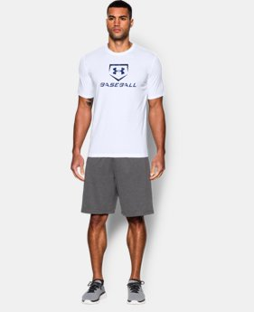 New Arrival Men's UA Baseball T-Shirt  1 Color $24.99