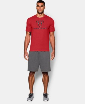 New Arrival Men's UA Baseball T-Shirt LIMITED TIME: FREE SHIPPING 1 Color $24.99
