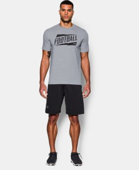 Men's UA Football T-Shirt