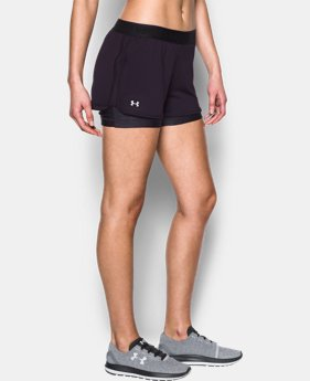 New Arrival Women's UA HeatGear® Armour 2-In-1 Shorty   $39.99