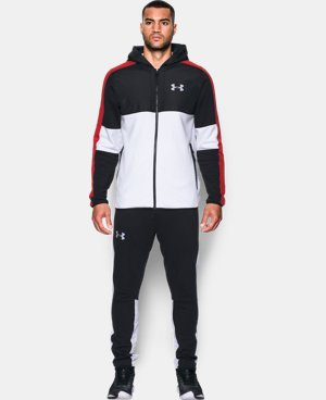 New Arrival Men's UA Pursuit Insulated Hoodie  2 Colors $84.99