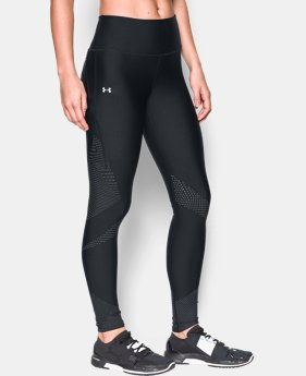 Women's UA Accelerate Reflective Leggings  1 Color $51.74