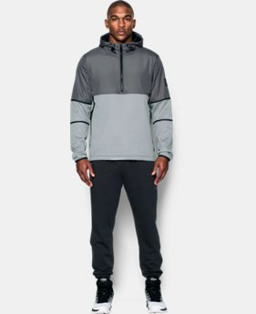 New Arrival Men's UA Pursuit Anorak  1 Color $124.99