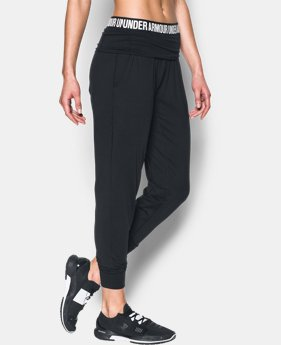 Women's UA Uptown Joggers  1 Color $52.99