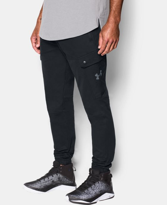 New Arrival UA Forged Cargo Pants LIMITED TIME: FREE U.S. SHIPPING  $89.99