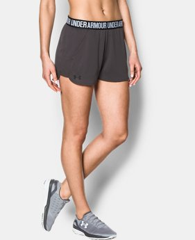 Women's UA Play Up Shorts 2.0 - Mesh  1 Color $26.99