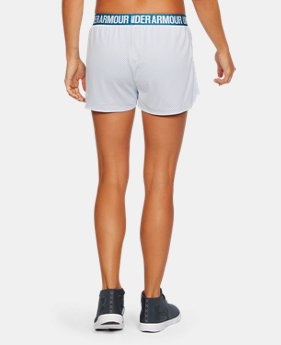 Women's UA Play Up Shorts 2.0 - Mesh 3 FOR $40 2  Colors Available $22.49 to $22.99