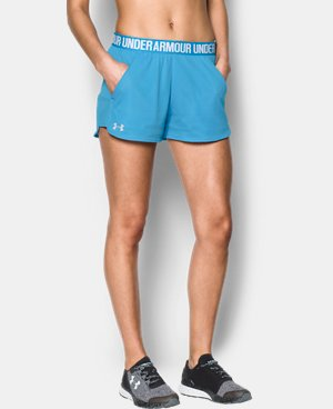 New Arrival Women's UA Play Up Short 2.0 - Mesh  3 Colors $29.99