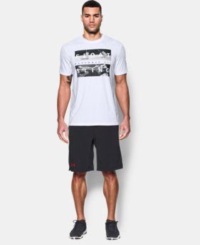 New Arrival Men's UA x Muhammad Ali Float & Sting T-Shirt LIMITED TIME: FREE SHIPPING 1 Color $34.99