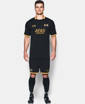 Men's AZ Alkmaar 16/17 Replica Jersey  1 Color $90