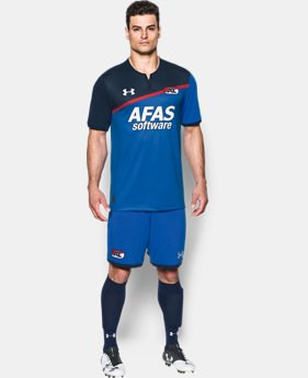 Men's AZ Alkmaar 16/17 Replica Jersey  1 Color $53.99