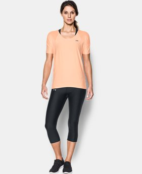 Women's UA Got Game Twist Short Sleeve  2 Colors $34.99