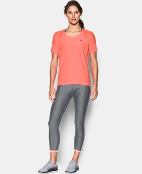 Women's UA Got Game Twist Short Sleeve  1 Color $19.99 to $24.99
