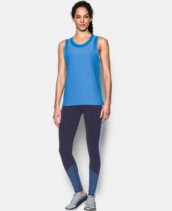 New Arrival Women's UA Armour Sport Twist Muscle Tank  1 Color $34.99