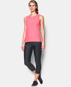 Women's UA Armour Sport Twist Muscle Tank  1 Color $39.99