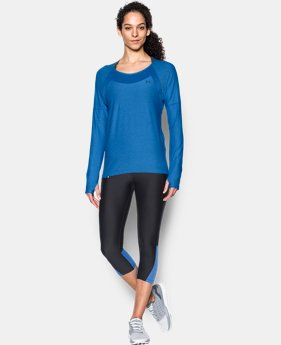 Women's UA Got Game Twist Long Sleeve  1 Color $29.99