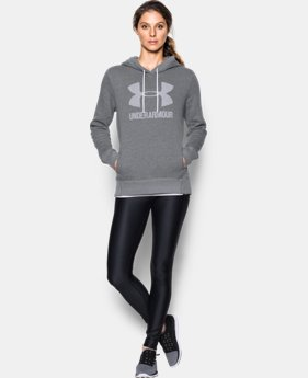 Women's UA Favorite Fleece Sportstyle Hoodie  2 Colors $29.24