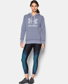 Women's UA Favorite Fleece Sportstyle Hoodie  2 Colors $64.99