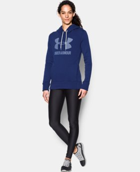 Women's UA Favorite Fleece Sportstyle Hoodie  1 Color $29.24