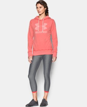 Women's UA Favorite Fleece Sportstyle Hoodie  1 Color $64.99