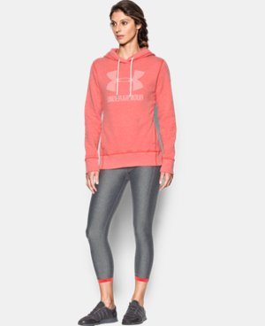 New Arrival  Women's UA Favorite Fleece Sportstyle Hoodie  1 Color $64.99