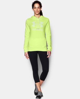 Women's UA Favorite Fleece Sportstyle Hoodie  1 Color $38.99