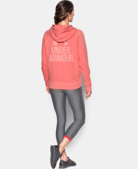 Women's UA Favorite Fleece 1/2 Zip  1 Color $33.74