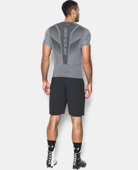 Men's HeatGear® SuperVent Armour Football Short Sleeve Shirt  4 Colors $37.49