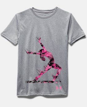 Girls' UA Dance Illustration T-Shirt