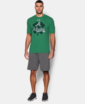 Men's Atlanta Braves St. Paddy's T-Shirt  1 Color $26.99