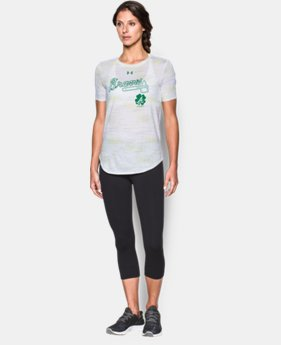 Women's Atlanta Braves UA St Paddy's Crew