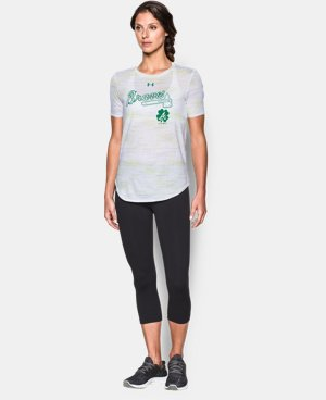 Women's Atlanta Braves UA St Paddy's Crew LIMITED TIME: FREE U.S. SHIPPING 1 Color $39.99