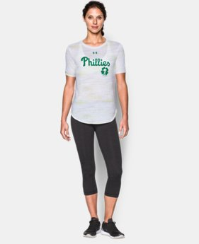 Women's Philadelpha Phillies UA St Paddy's Crew LIMITED TIME: FREE U.S. SHIPPING 1 Color $39.99